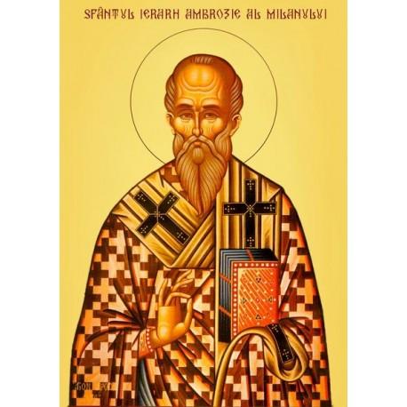 Sfantul Ambrozie