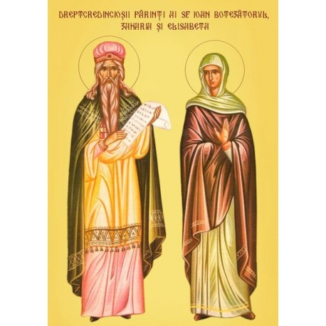 Sfantul Zaharia si Elisabeta