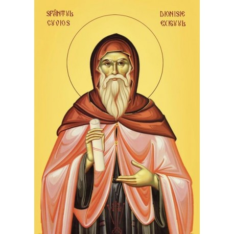 Sfantul Dionisie Exigul