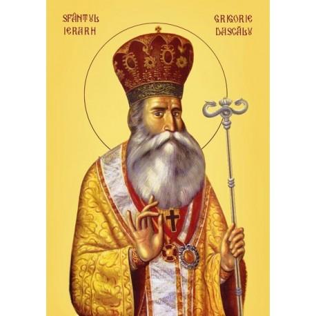 Sfantul Grigorie Dascalu