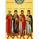 Sfintii Mucenici de la Niculitel, Zotic, Atal, Camasis şi Filip