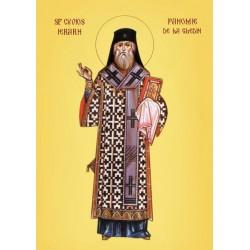 Sfantul Pahomie de la Gledin