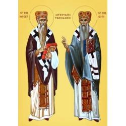 Sfantul Iorest si Sava