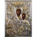 Maica Domnului Cucuzelita Koukouzalissa - Manastirea Marea Lavra, Sf Munte Athos