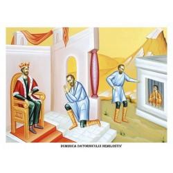 Icoana din Duminica Datorniucului Nemilostiv