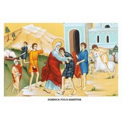 Icoana din Duminica Fiului Risipitor