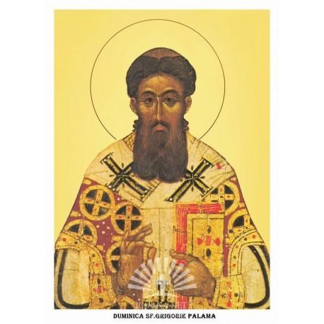 Icoana din Duminica Sfantului Grigorie Palama