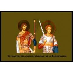 Sfintii Martiri Nicandru şi Marciande la Durostorum