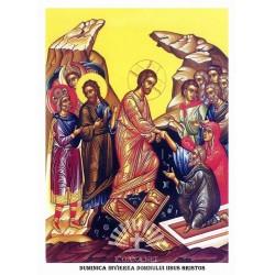 Icoana din Duminica Invierii - Sfintele Pasti