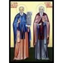Sfintii Cuvioşi Iosif şi Chiriac de la Bisericani