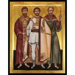 Sfintii Cuvioşi Mărturisitori Visarion, Sofronie şi Sf. Mucenic Oprea