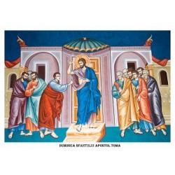 Icoana din Duminica Sfantului Apostol Toma