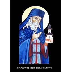 Sfântul Cuvios Iosif de la Văratec