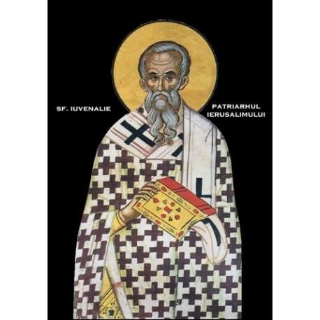 Sfântul Ierarh Iuvenalie, patriarhul Ierusalimului
